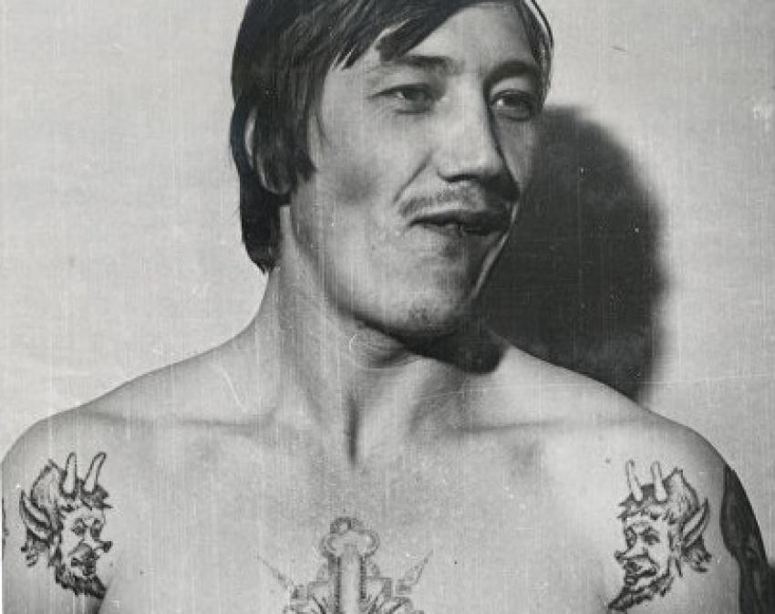 Тюремные татуировки, которые не делают добровольно