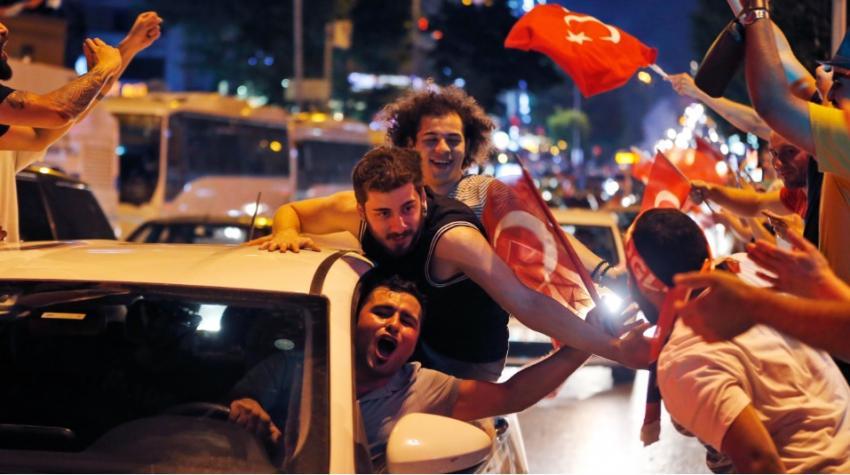Президента Турции отвергли в родном горо